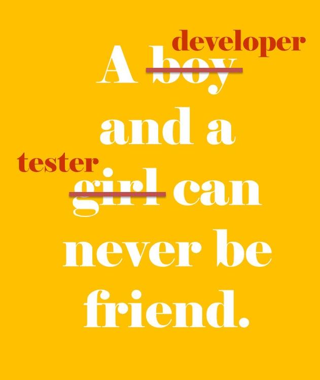 test code. nice friend - geeklife - mklopez | ello