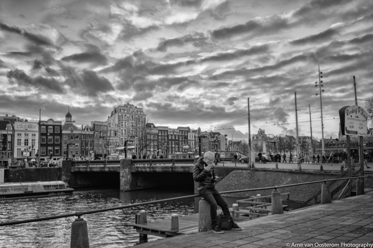 Amsterdam skies - arnevanoosterom | ello