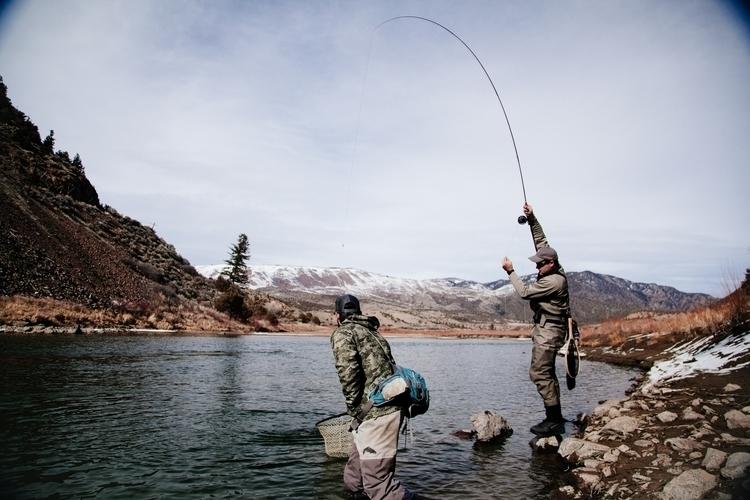 Triple Double Bubble - flyfishing - thinktomake | ello