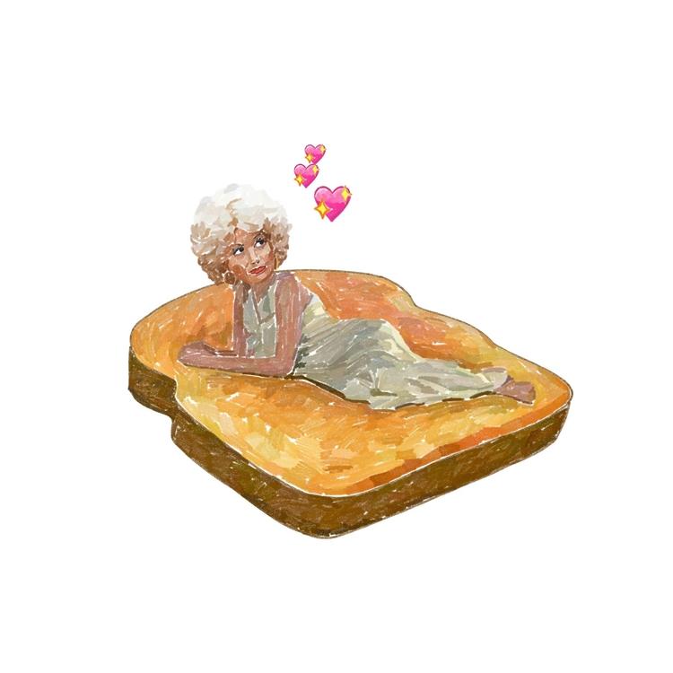 Dolly Sandwich - carolynfigel | ello