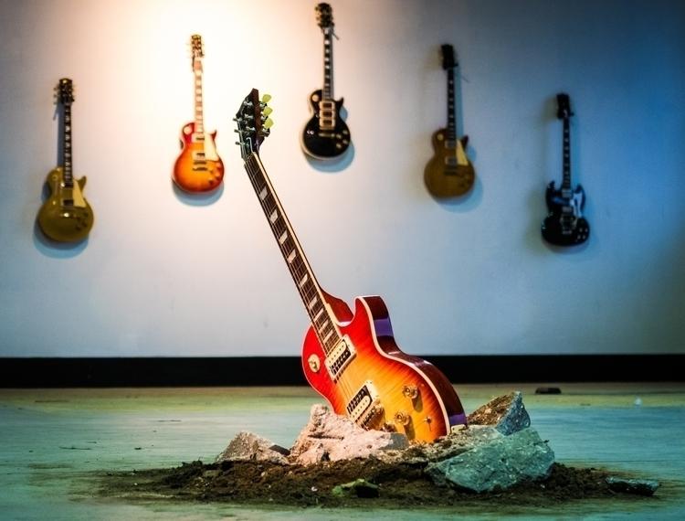 Rock Gibson Brands Sunset Los A - peligropictures   ello