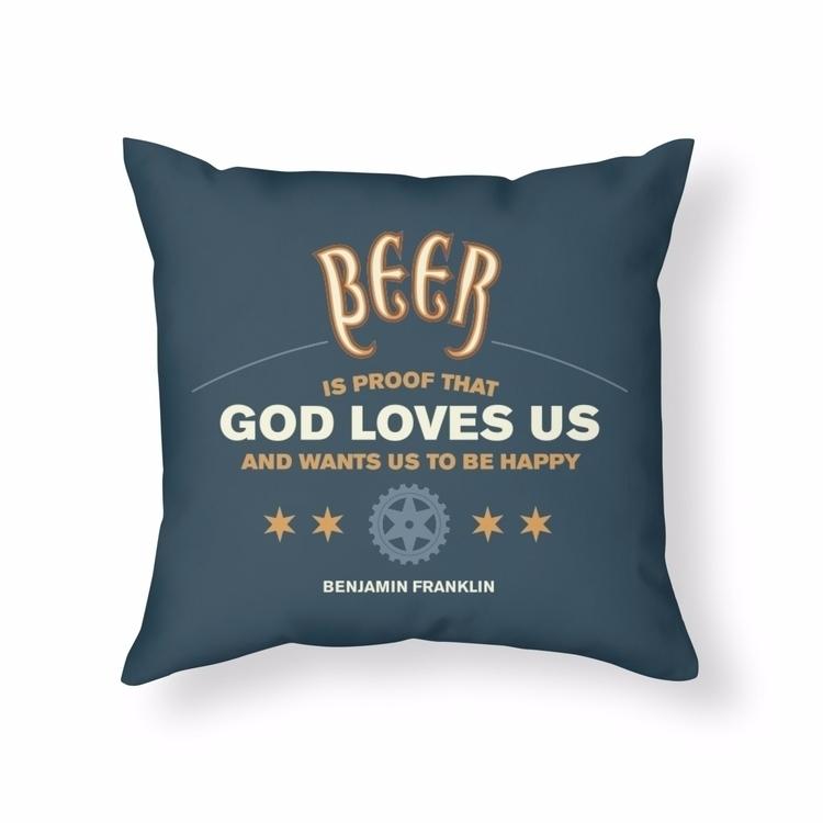 created typographic pillows tod - sevenmeg | ello