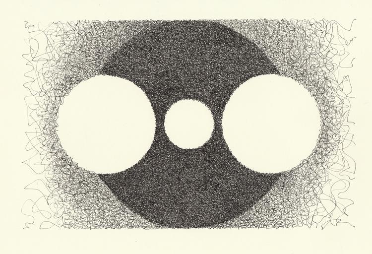 Linee 23 - lines, blacklines, linework - danilo_dg   ello