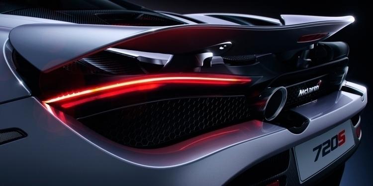McLaren 720S significantly bran - evlear | ello