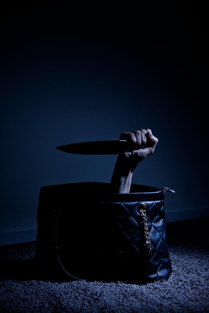 """Bag Stabbers"" — Photographer/S - darkbeautymag   ello"