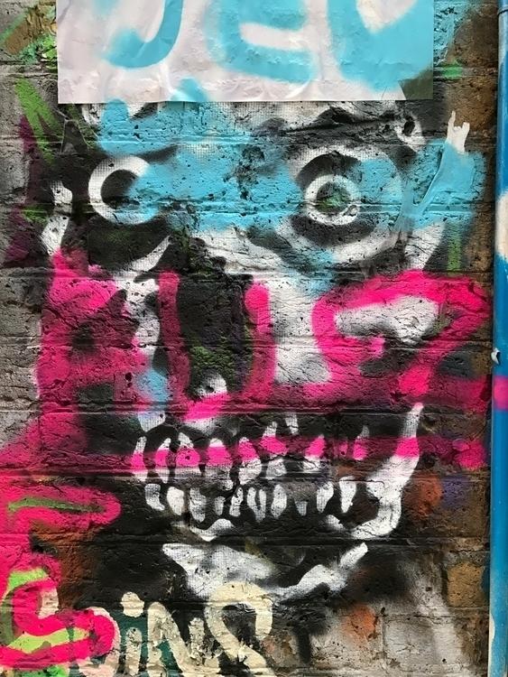 Shoreditch London - rxskulls | ello