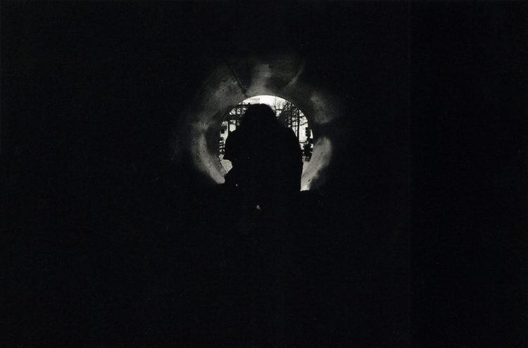tunnel - olympus, mjuII, photo, photography - acidecabine | ello