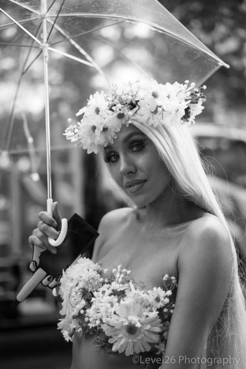 'Imogen Anthony. Flower Girl. M - level26 | ello