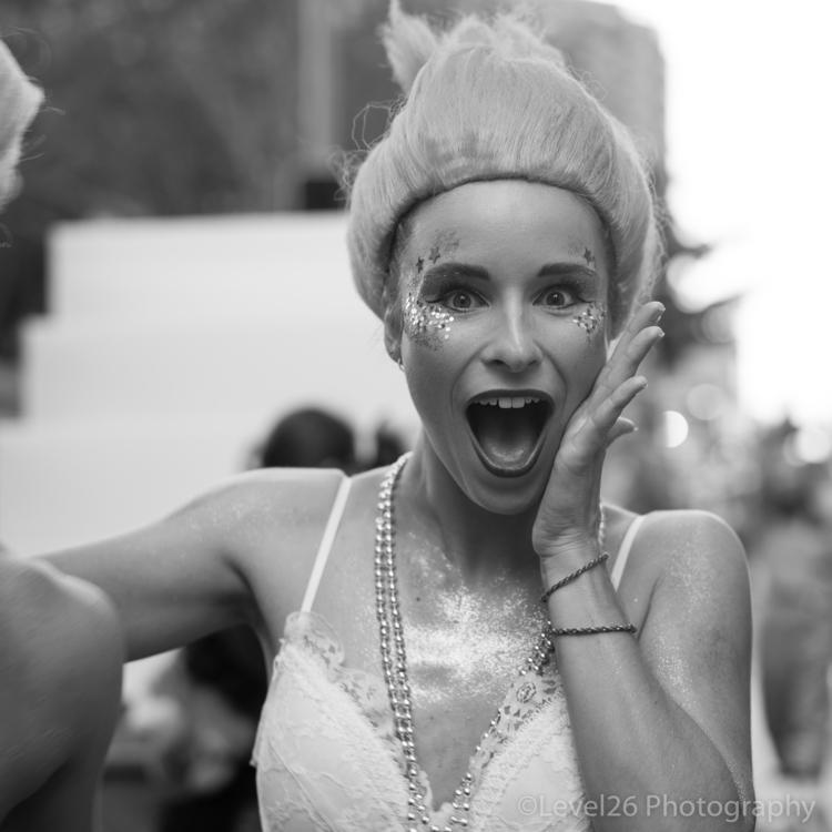 'OMG Mardi Gras!' Sydney, 2017 - level26 | ello