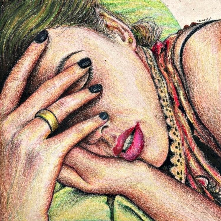 Garota Adormecida (Sleeping gir - ecambuijr | ello