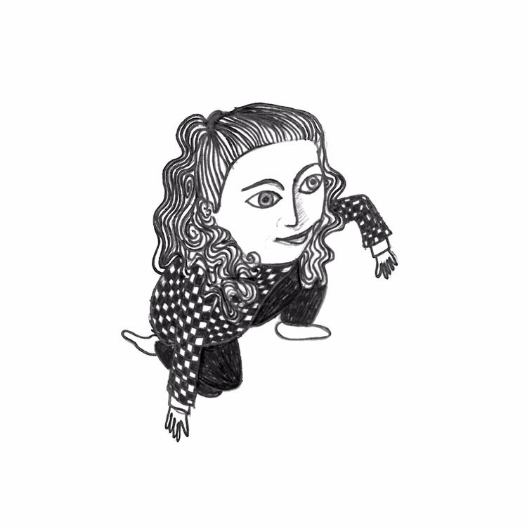 Morning doodle 2015 - 50, illustration - imaginarythinking | ello