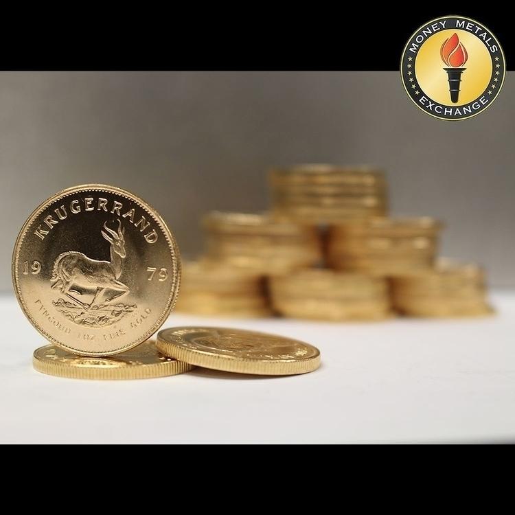 South African Krugerrand combin - moneymetals | ello