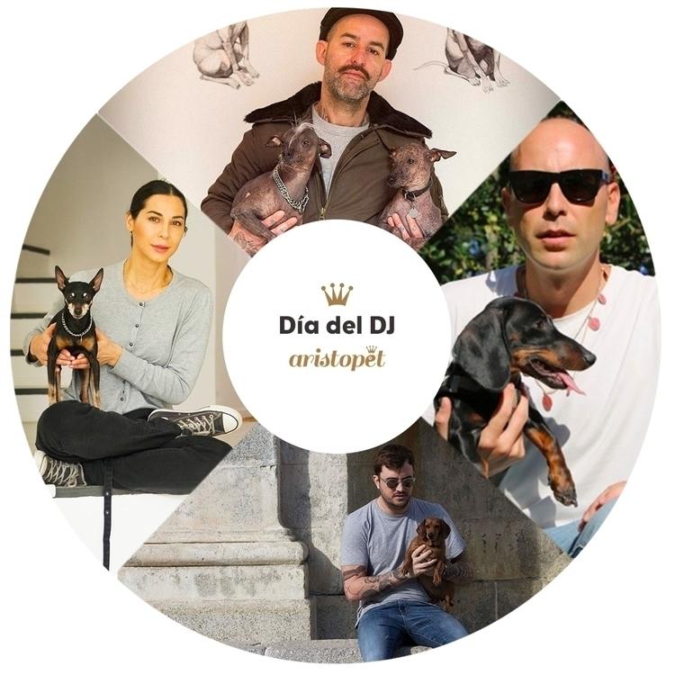 Hoy 9 de marzo es el día del DJ - aristopet | ello
