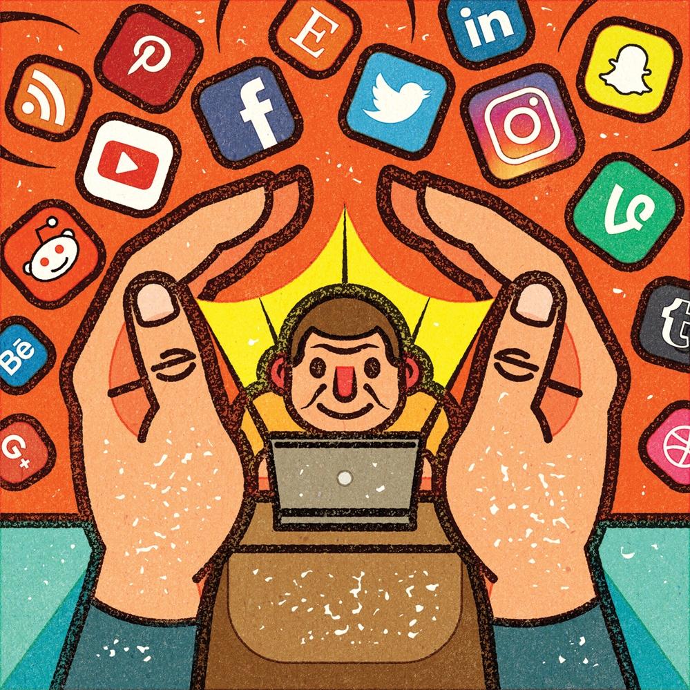 Social Media Monitoring Alexei  - alexeivella | ello