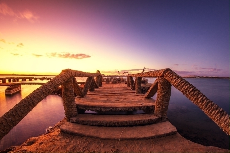 Egypt love. Shots sunrise sunse - mshaahwy | ello