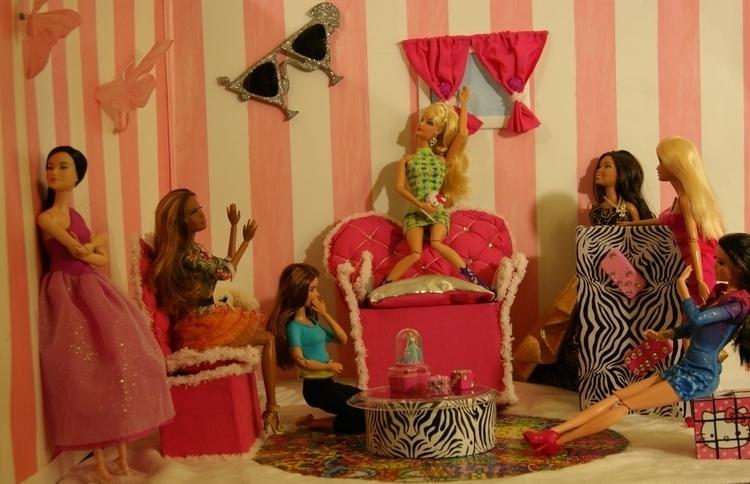 Scene 1 - Sandra Dee - arcanecognition | ello