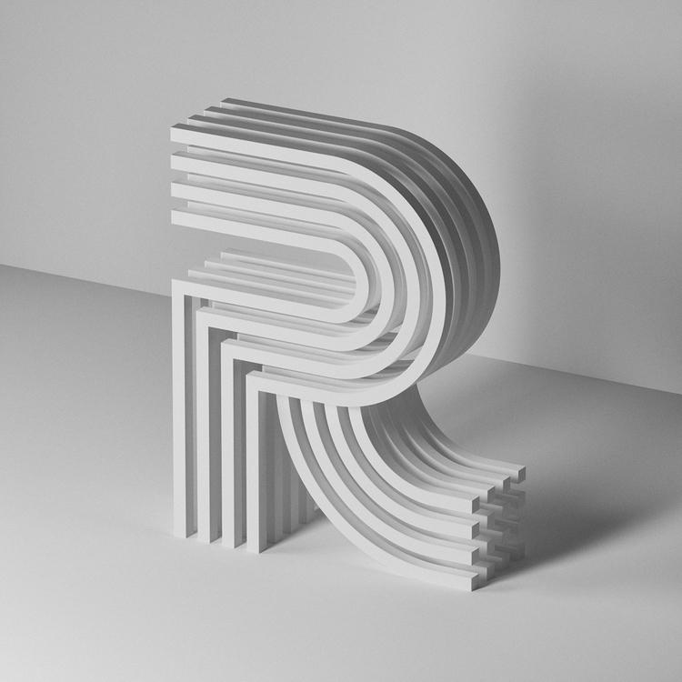 Day 18  - 36daysoftype, typography - serafimmendes   ello