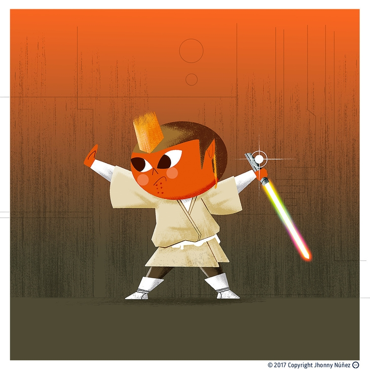 Buh Giy-Khiit, Star Wars: Padaw - dblackhand | ello