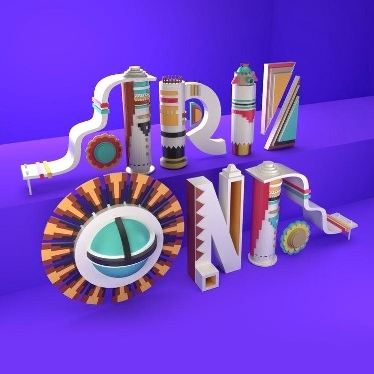 Typography exploration inspired - singularbold   ello