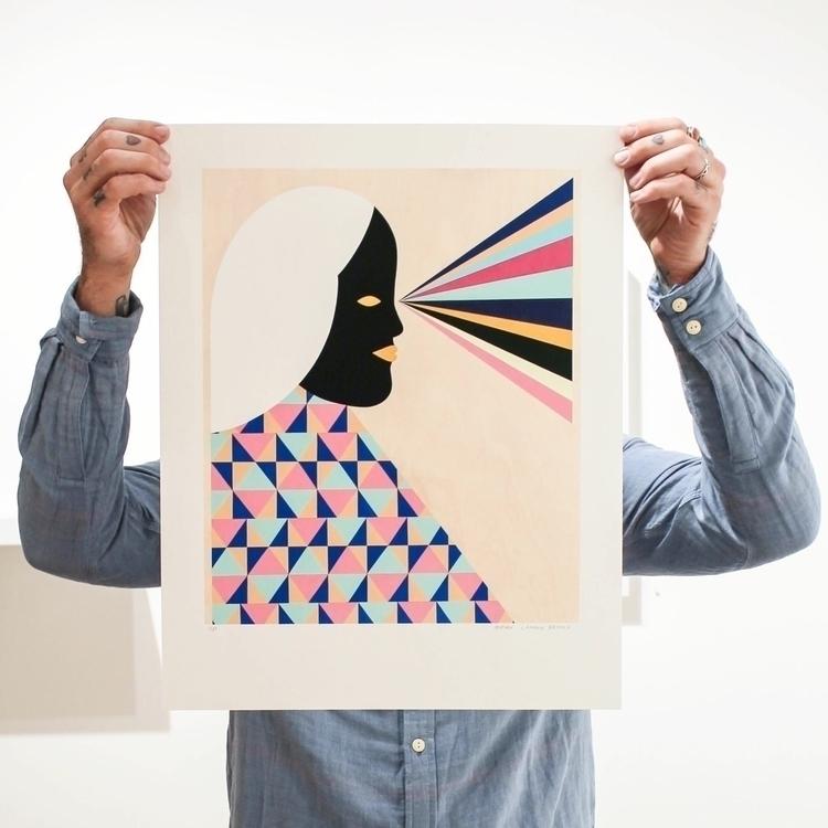 Print Release! print conjunctio - adrianlandonbrooks | ello