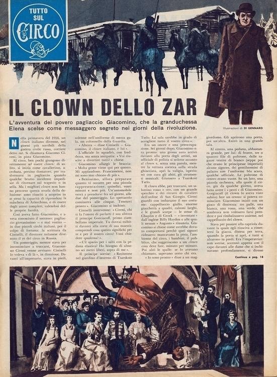 [Il clown dello (di Alberini Di - corrierino | ello