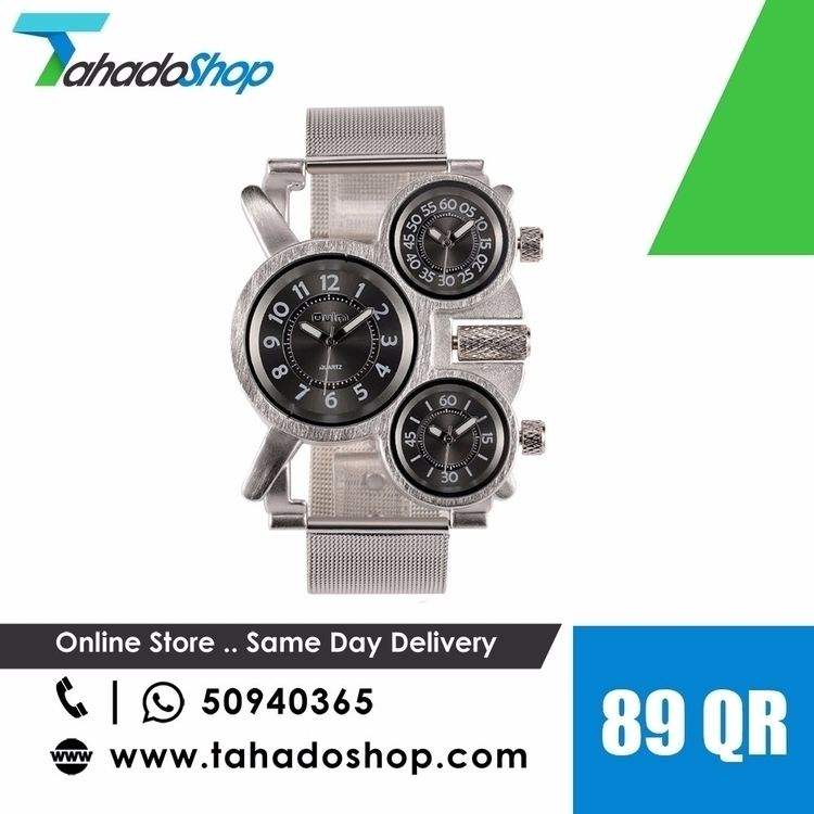 ARMY MULTIPLE TIME ZONE WATCH P - tahadoshop | ello