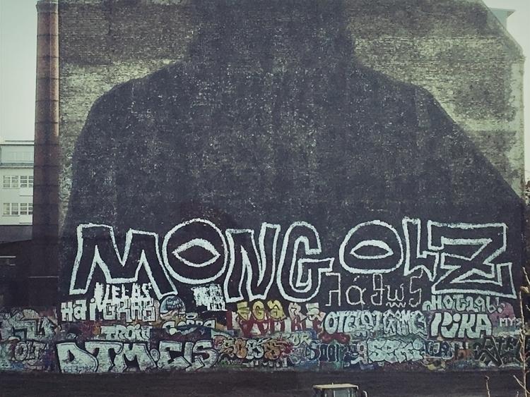 Graffiti Cuvrybrache Berlin Kre - jensson | ello