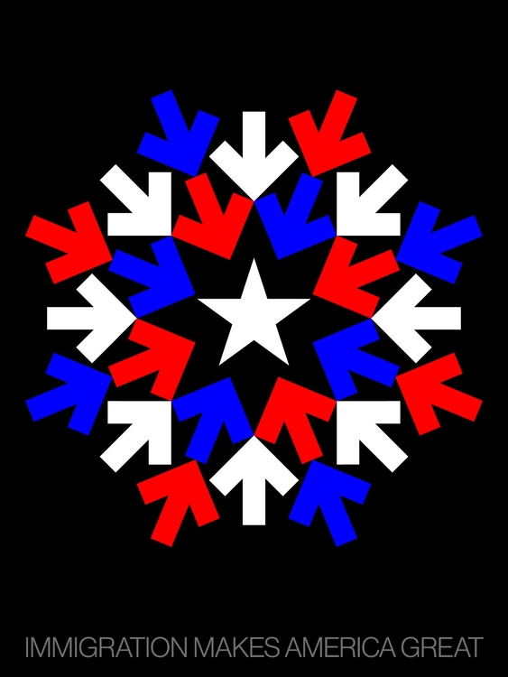 United States nation immigrants - graphicdesign   ello