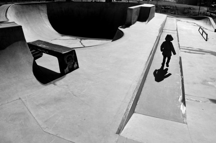 Andy A_Dog Williams Skate Park  - ricojames | ello
