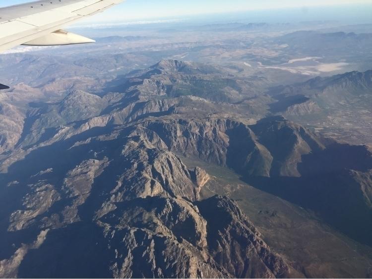 Beautiful views leave Cape Town - davton | ello