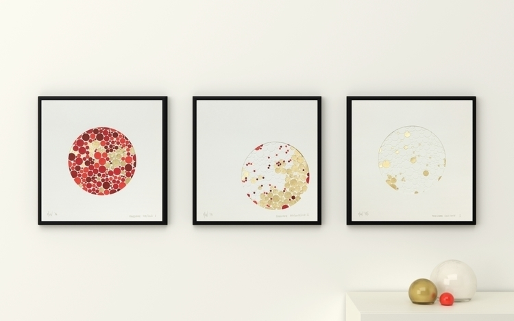Sold artworks Compositions art  - mick_wout | ello