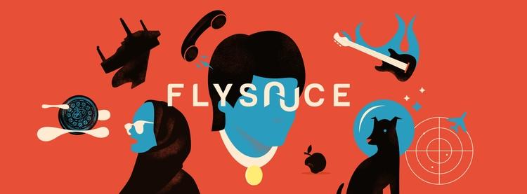 Content illustration Flysauce s - artistod | ello