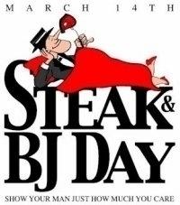 Happy Steak Blowjob Day folks!  - mrdirtysays | ello