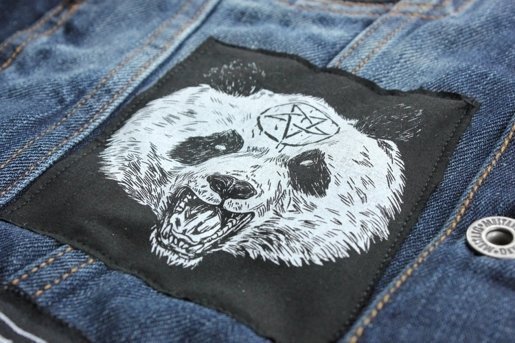 kutte, patch, metal, deathmetal - studio_akkord | ello