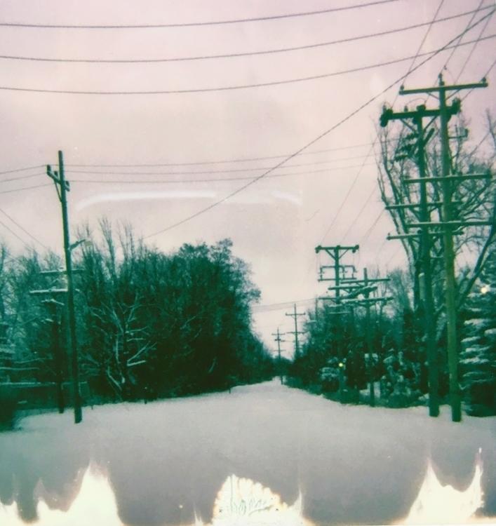 hum, 2017 - polaroid, photography - jkalamarz | ello
