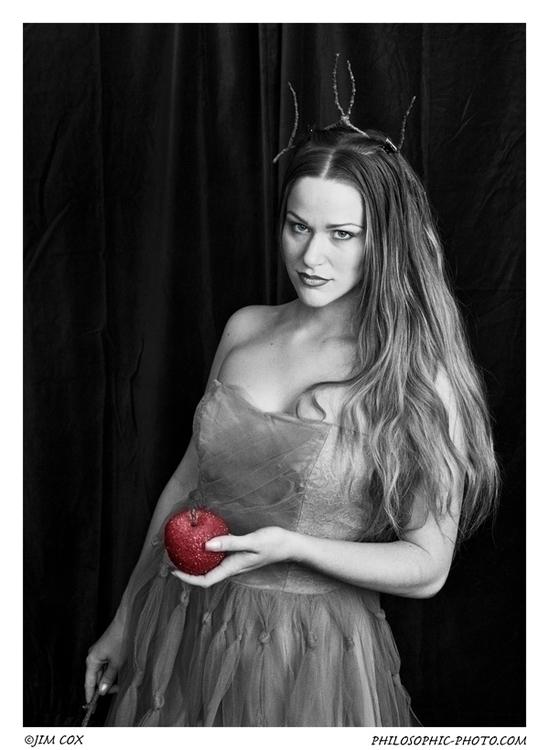 GMF - rework, fairytale, model, applesandeves - jascox | ello