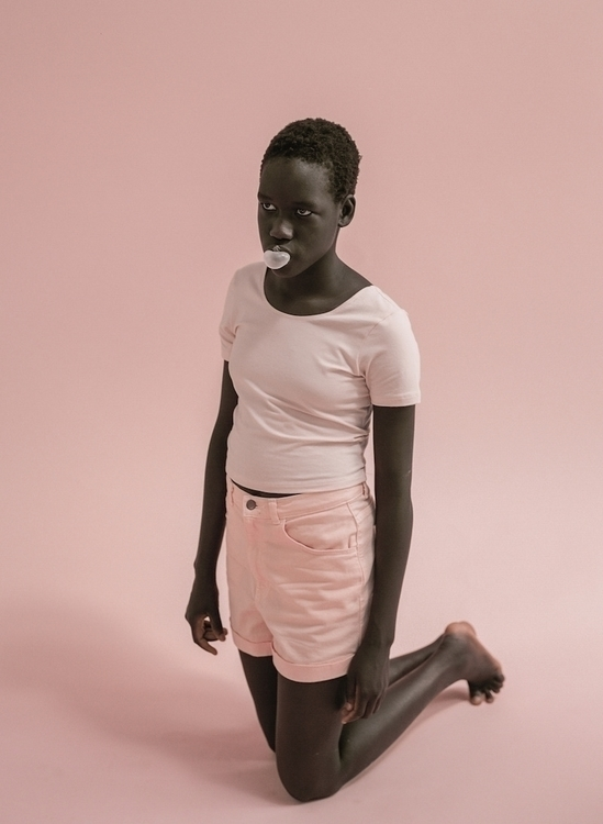 Pink Colour Studies | Carissa G - hashtagphotographymagazine | ello