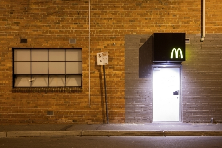 Mc Donalds | - Melbourne, McDonalds - stephengreaves | ello