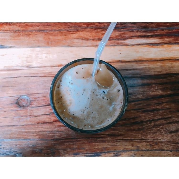 Coffee starts day - janischan | ello