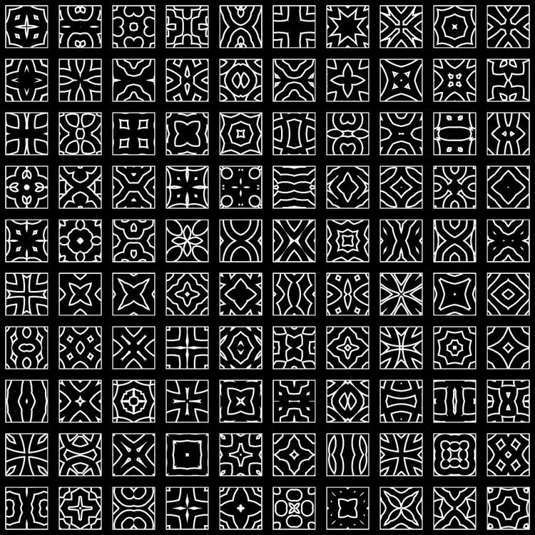 filterforge, procedural, patterns - yuyatakeda | ello