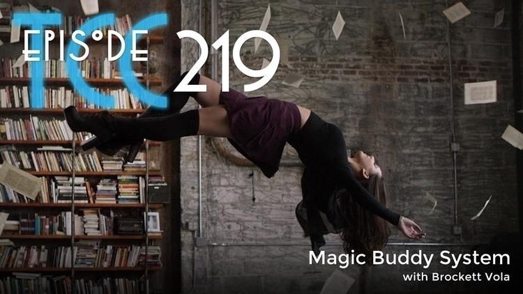 Citadel Cafe 219: Magic Buddy S - joelduggan | ello