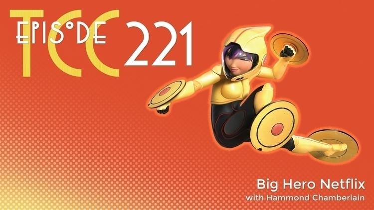 Citadel Cafe 221: Big Hero Netf - joelduggan | ello