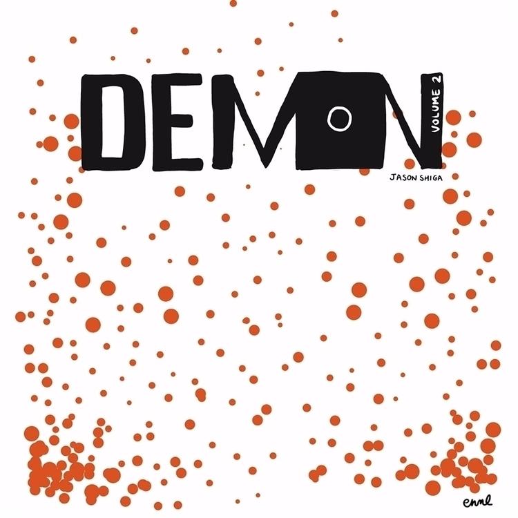 Playing catch Demon, Volume 2 J - emilynettie | ello
