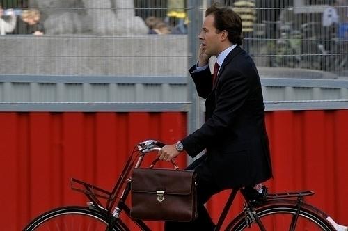 Al trabajo en bici - avantumbikes | ello