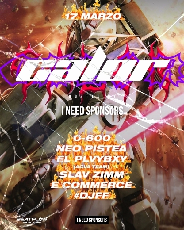 3 hosted - CALOR - ineedsponsors | ello
