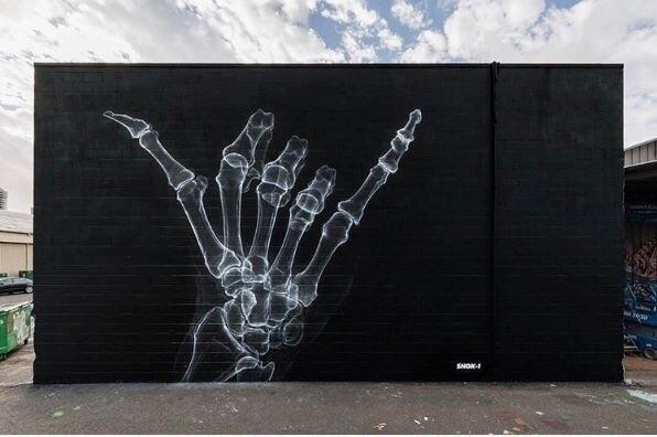Artist: SHOK-1 POW WOW Worldwid - streetartunitedstates | ello