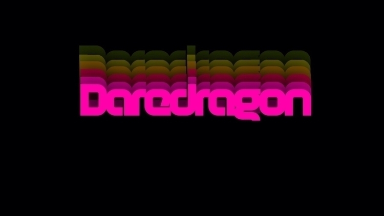 Logodesign music project - daredragonmusic | ello