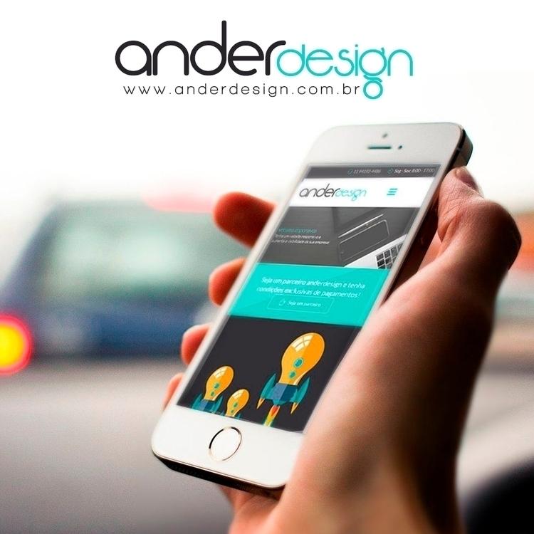 anderdesign, webdesinger, websitesresponsive - anderdesign | ello