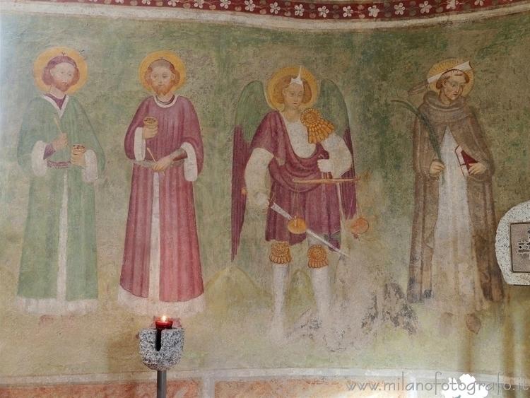 ( ): Frescoed wall aps Church S - milanofotografo | ello