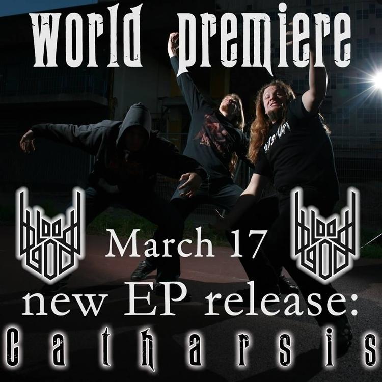 stoked release EP 'Catharsis'!  - bloodgod | ello